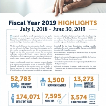 Fiscal Highlights 2019